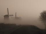 Mills in the fog by Paul_Gerritsen, Photography->Mills gallery