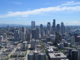 Downtown Seattle by MPotyondi, Photography->City gallery