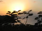 A Famous St Lucian Sunset by m0rnstar, Photography->Sunset/Rise gallery
