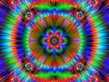 Flower Generator by CK1215, Abstract->Fractal gallery