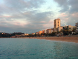 Another Morning in Lloret by cockney, Photography->Shorelines gallery
