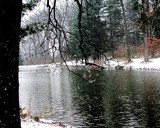 Lake Snow by jojomercury, photography->landscape gallery