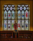 Ushaw Window by Dunstickin, photography->architecture gallery