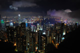 Hong Kong Skyline by jeffertheguy, Photography->City gallery
