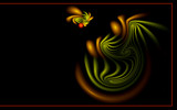 Think Green by tealeaves, Abstract->Fractal gallery