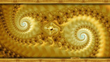 Golden Fractals #1 by GGFF, abstract->fractal gallery