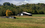 The Not-Red Barn by casechaser, photography->landscape gallery