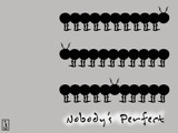 Nobody's Perfect by Jhihmoac, Illustrations->Digital gallery