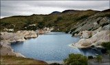 St Bathans #2 - Blue Lake . .and gold by LynEve, photography->landscape gallery