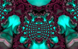 Net Worth II by Flmngseabass, abstract gallery