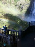 Finding His Rainbow by katsmeoww, Photography->Waterfalls gallery