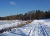 Trail for Santa by kiciaczek, Photography->Landscape gallery