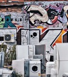 Dumping Area by Mizteeq, photography->city gallery