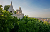 fisherman's bastion by jeenie11, Photography->Architecture gallery