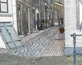 Street Schiedam 2 by rvdb, photography->manipulation gallery