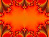 Xmas Placemat by CK1215, Abstract->Fractal gallery