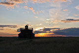 Fort McKeen Sunset by Nikoneer, photography->sunset/rise gallery