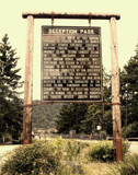 Deception Pass Sign by kako2co, Photography->Manipulation gallery