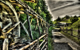 Farmer's HDR [12] - The Big Wheel by boremachine, Photography->Manipulation gallery