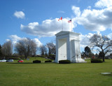 Peace Arch by ohgust, Photography->Architecture gallery