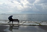 A Woman at the Bench by ventiol, photography->landscape gallery