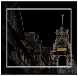 Eastgate Clock by LynEve, photography->manipulation gallery