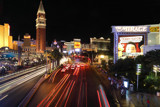 Las Vegas (trail) lights by Paul_Gerritsen, photography->city gallery