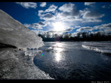 River Ice by d_spin_9, Photography->Landscape gallery
