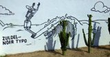 On the wall of a beach bar by Heroictitof, photography->sculpture gallery