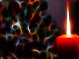 Warmth by the Christmas Tree by Hottrockin, Holidays->Christmas gallery