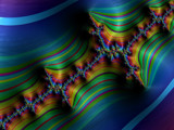 Ribbon Candy II by Hottrockin, abstract->fractal gallery