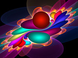 Carnival Of Colors by Joanie, Abstract->Fractal gallery