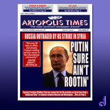 Artopolis Times - Airstrikes by Jhihmoac, illustrations->digital gallery