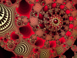 Rubies and Gold by Akeraios, abstract->fractal gallery