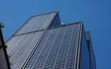 Sears Tower from Below by Chipola1972, Photography->Architecture gallery