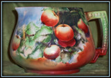 Antique Series 1 - Limoges Cider Pitcher by trixxie17, photography->still life gallery