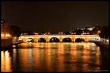 Paris By Night - Le Pont Neuf by Heroictitof, photography->bridges gallery