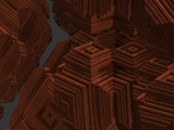 Chocolate Squares by Joanie, abstract->fractal gallery