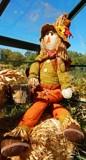 Glass House Scarecrow by trixxie17, holidays gallery