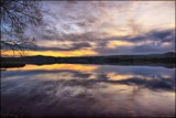 Sky Reflection by LynEve, photography->skies gallery