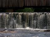 Watson Mill Bridge Falls by G8R, Photography->Waterfalls gallery