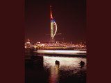 spinaker at night 2 by gse1978, Photography->Architecture gallery