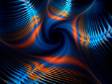 Hold On.........I'm Comin' by jswgpb, Abstract->Fractal gallery