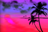 Sunset Beach by bfrank, illustrations gallery