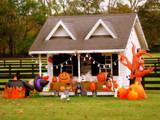 Little Halloween House by makeshifter, holidays gallery