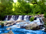 Darby Creek Waterfall #2 by Kevin_Hayden, Photography->Waterfalls gallery