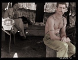 Unemployed lumber worker by rvdb, photography->manipulation gallery