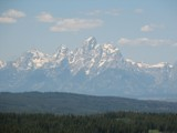 The Grand Tetons by AeroEagle, Photography->Mountains gallery