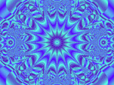 Flash in Blue by pakalou94, Abstract->Fractal gallery