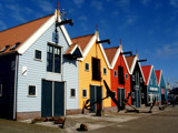 Colored Store houses by rozem061, Photography->Architecture gallery